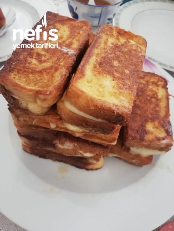 En Pratik Kahvaltılar İçin Fransız Tostu