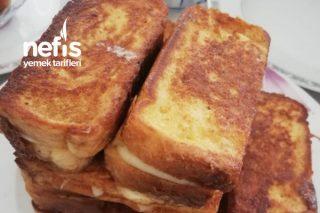 En Pratik Kahvaltılar İçin Fransız Tostu Tarifi