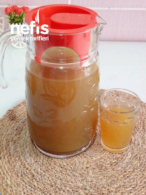 Koruk Limonata (Çok Pratik Ve Sağlıklı)