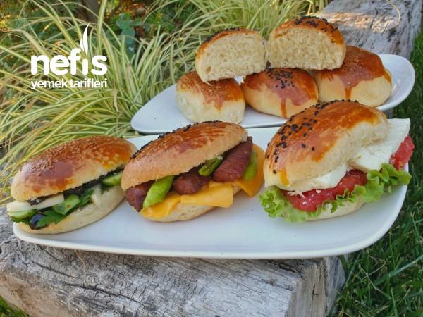 Pamuk Sandviçler