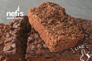 İçinde Kabak Olan En Düşük Kalorili Çikolatalı Kek (Videolu) Tarifi