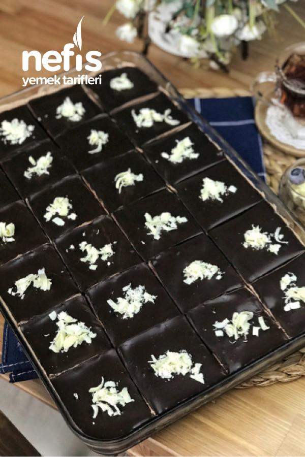 Çikolatalı Borcam Past