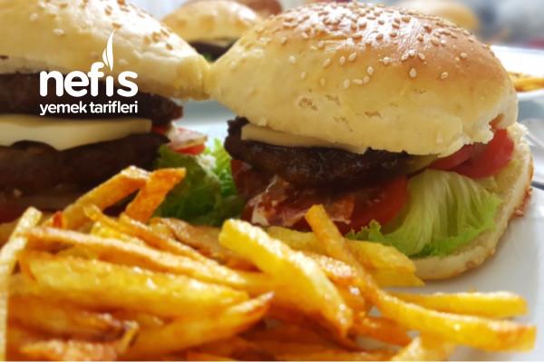 Enfes Hamburger Tarifi