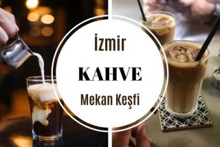 İzmir 3. Dalga Kahvecileri: 10 Kaliteli Mekan Tarifi