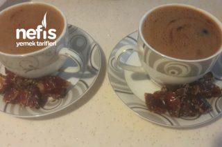 Kahve Yanına Şipşak Cezerye Tarifi