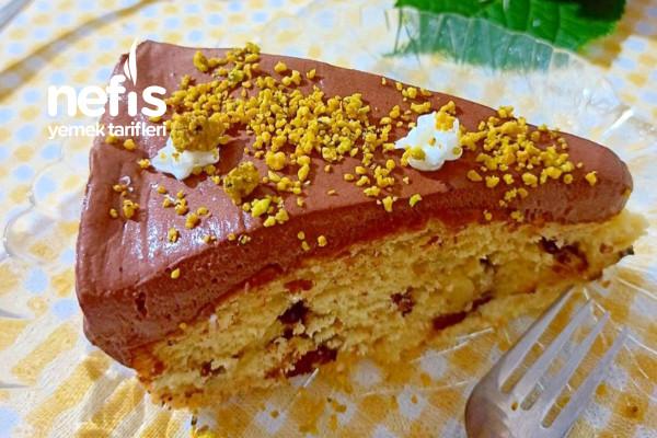 Lezzeti Olay Yapması Kolay Çikolatalı Kek Tarifi