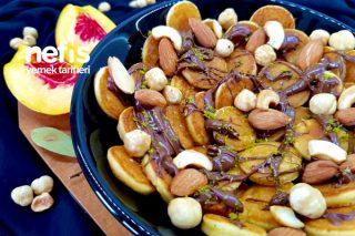 2 Kişilik Mini Pankek (Antik Yunan Mutfağı) Tarifi