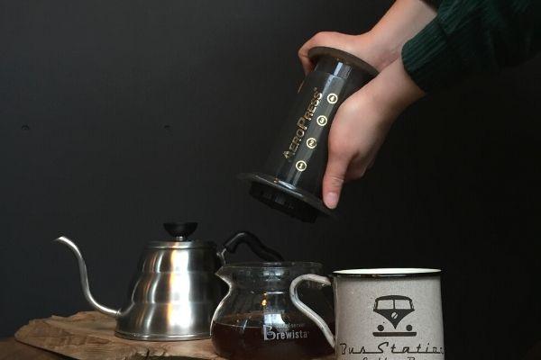 filtre kahve demleme