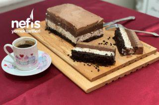 Fırınsız Oreolu Çikolatalı Cheesecakeno Bake Oreo Chocolate Cheesecake (Videolu) Tarifi