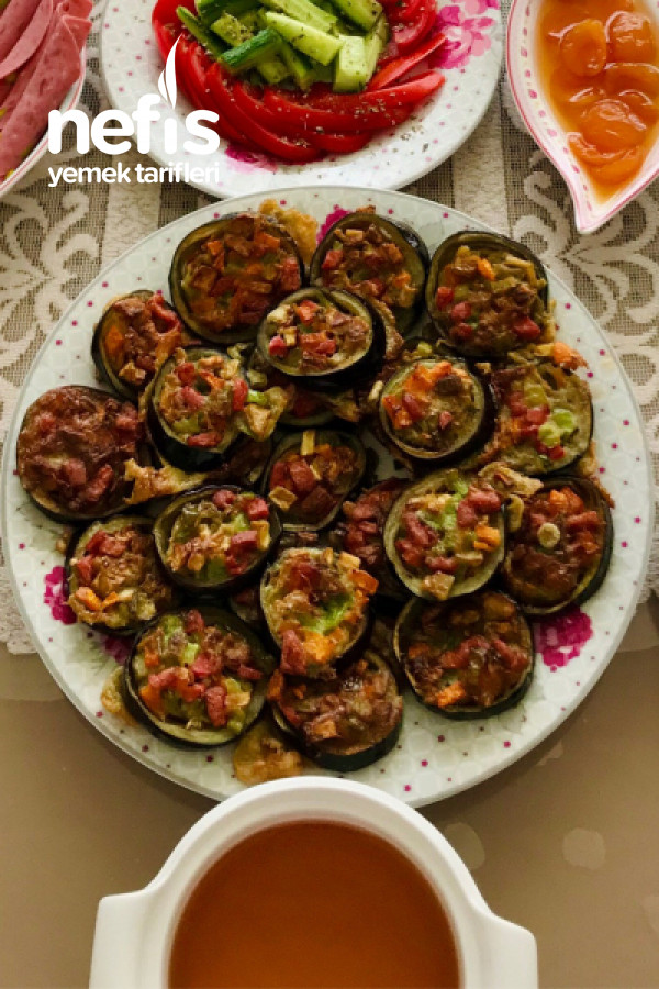 Kahvaltı Gurme Patlıcan