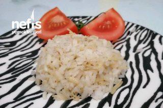 Organik Pirinç Pilavı Tarifi