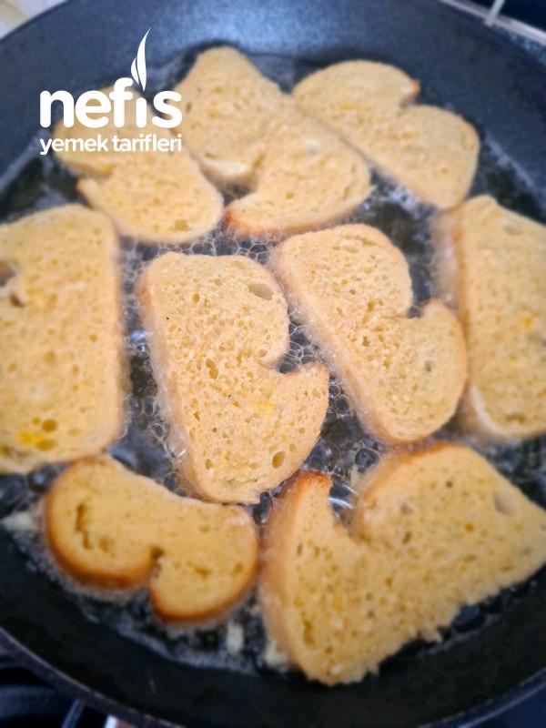 Yumurtalı Ekmek (Balık Ekmek)