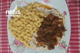 Ali Nazik Kebabı( Keçi Eti İle) Tarifi