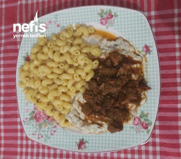 Ali Nazik Kebabı(keçi Eti İle)