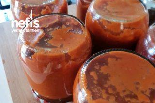 Lutenitsa (Bulgar sosu) Tarifi