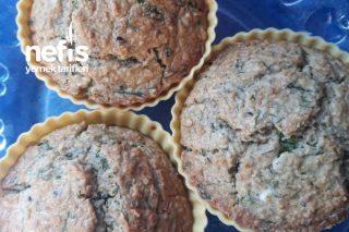 Nefis Diyet Muffin Tarifi