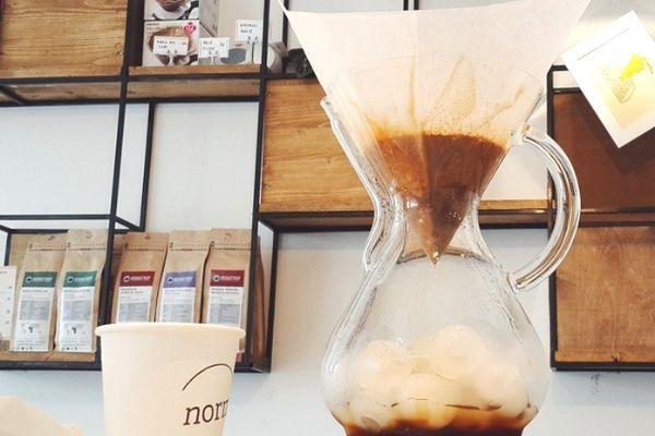 norm coffee