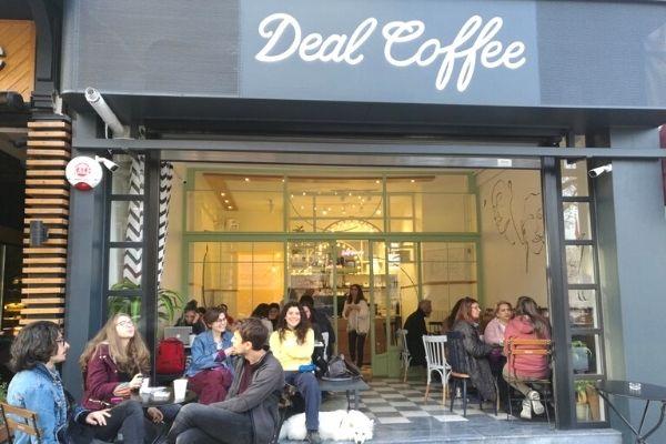 deal coffee company