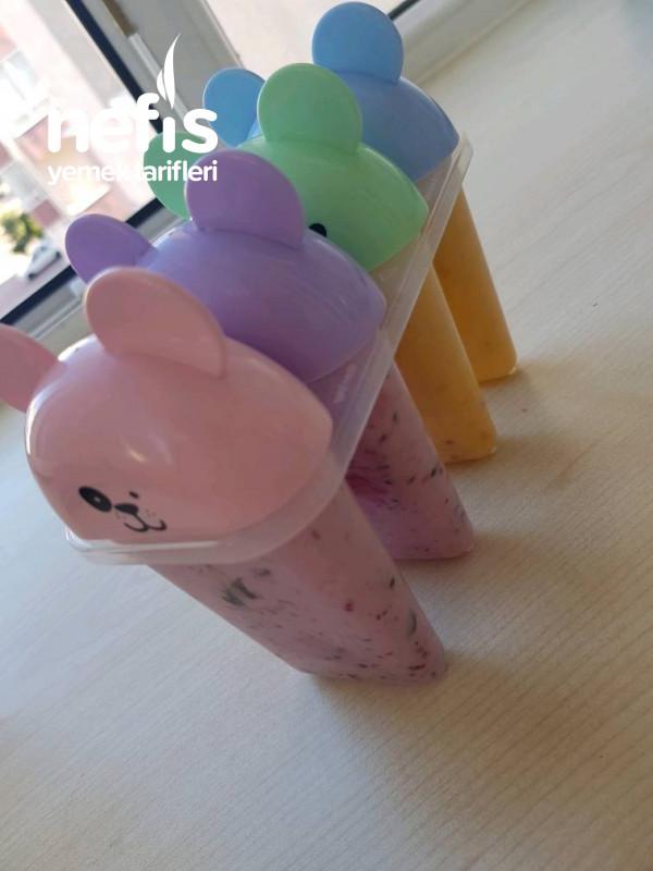 Çocuklar İçin Dondurma