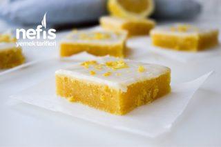 Limonlu Brownie Tarifi
