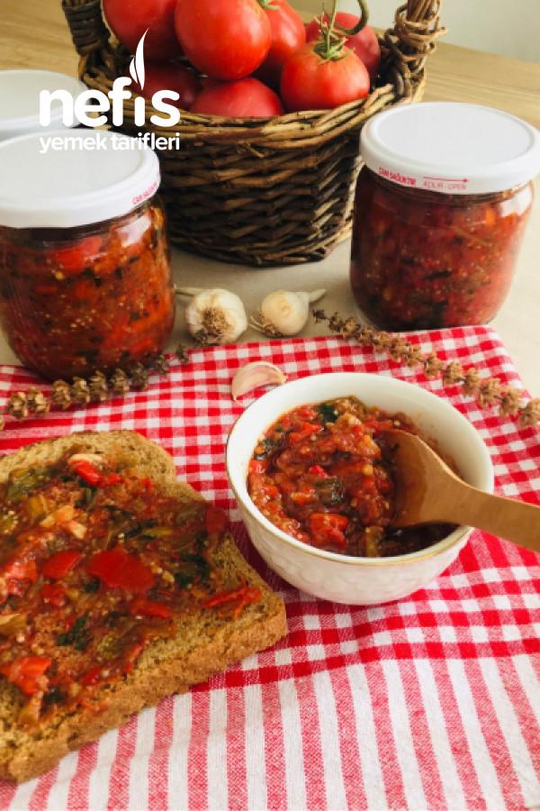 Nefis Mi Nefis Patlıcanlı Kahvaltılık Harika Sos
