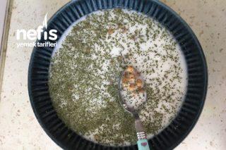 Nohutlu Yeşil Mercimekli Ayranlı Çorba(Diyet Yapanlara Uygun) Tarifi