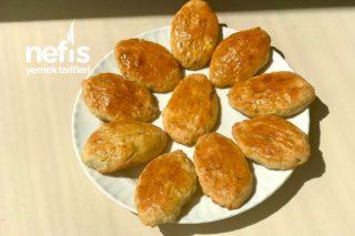 Peynirli Dere Otlu Çörek Tarifi(Videolu)