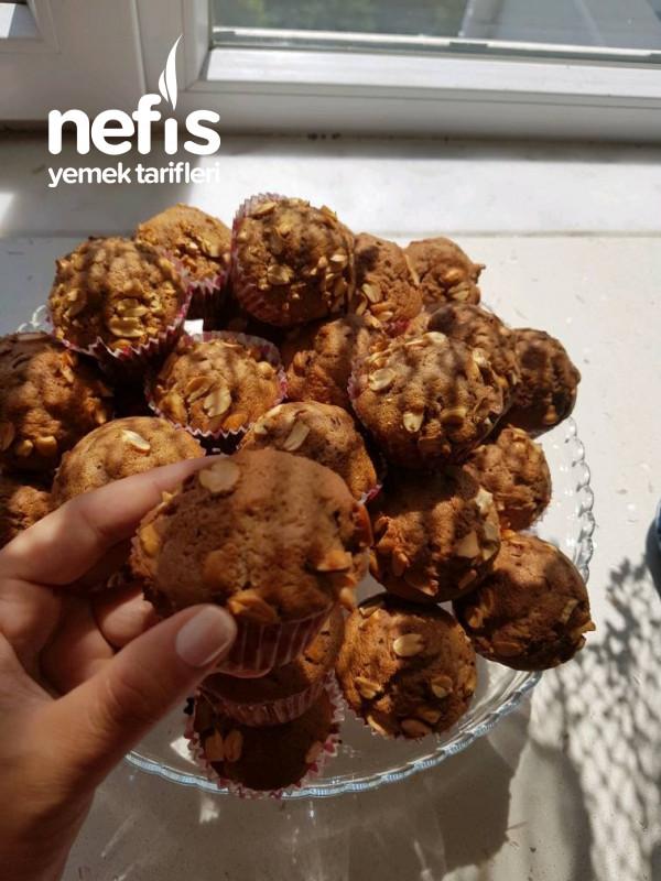 Tarçınlı Muffin Kek