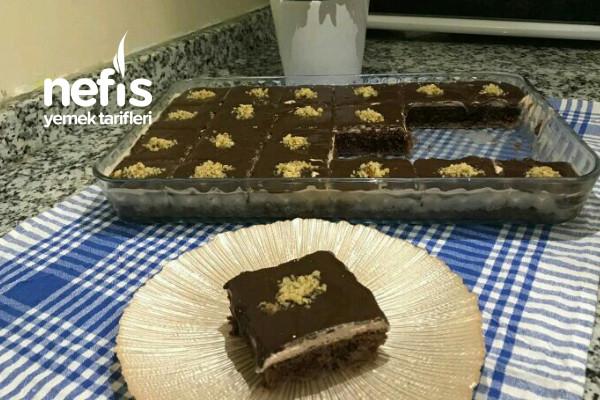 Çikolatalı Pamuk Pasta (Videolu) Tarifi