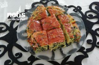 Teremyağlı Fırında Patatesli Ispanak Tarifi