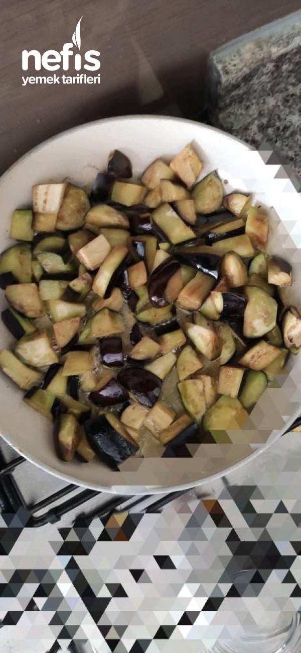 Buzluk İçin Patlıcan Hazırlığı  2 Farklı Yöntem İle