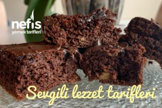 Çikolatalı Enfes Nohutlu Kek Tarifi (Videolu)