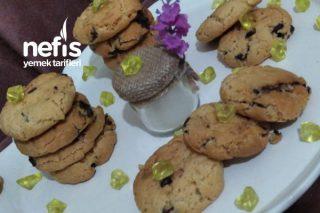 Sıvı Yağlı Cookie Kurabiye Tarifi
