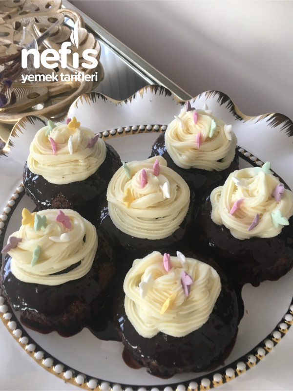 Yumşacık Nefis Cup Cake