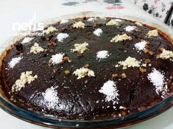Islak Kek(browni Tadında)