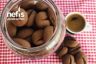 Teremyağlı Kahve Çekirdeği Kurabiye Tarifi