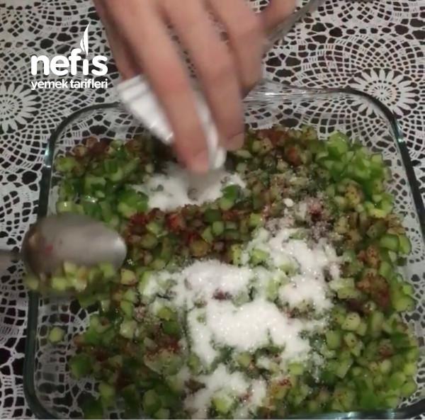 Salatalık Mezesi