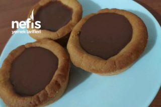 Çikolata Dolgulu Mini Tart Tarifi