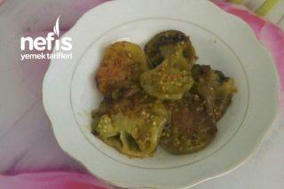 Kahvaltılık Süper Yeşil Domates Kızartması Tarifi