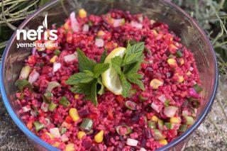 Kırmızı Turp Salatası Tarifi