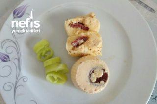 Muffin Sucuklu Yumurta Tarifi