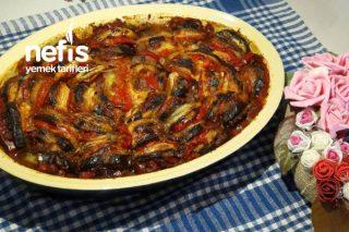 Teremyağlı Patlıcan Kebabı Tarifi