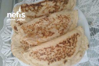Kıymalı ve Melemen İçli Börek Tarifi