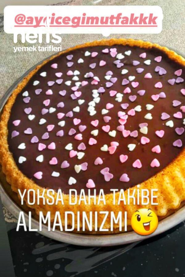 Tart Kalıbında Kek