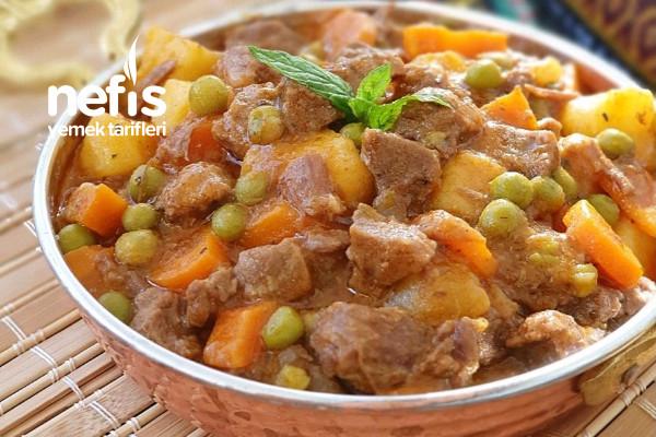 Lokanta Usulü Orman Kebabı