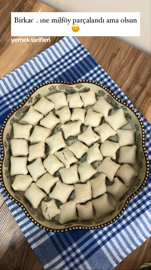 Milföy Hamurlu Boşnak Böreği
