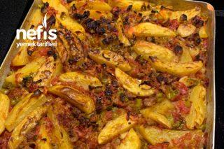 Osmaniye Patates Tava Tarifi