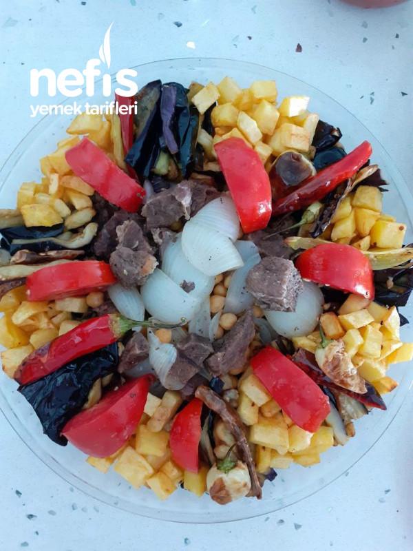 Teremyağlı Enfes Ramazan Kebabı
