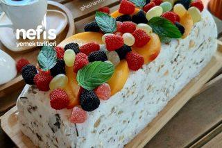 Yaz Sıcaklarında En Sevilen (Parfe) Kek Tarifi
