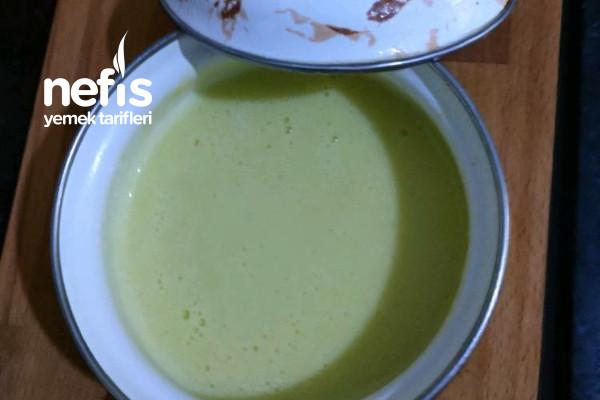 Bebekler İçin Yeşil Kabak Çorbası Tarifi
